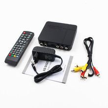 DVB T2 Digital Terrestrial TV Receiver DVB-T2 MPEG-2/-4 H.264 Support HDMI Set Top Box For RUSSIA Europe Satellite Receiver