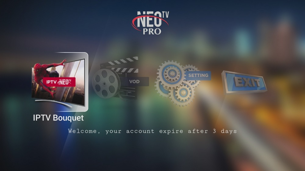 US $20 9 5% OFF|Neo TV 1 Year Subscription Europe French Italia 1300  Channels Support Android TV Box Arabic IPTV M3u Top Box Qhdtv Account-in  Smart