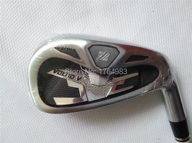 Katana Voltio V Irons Golf Clubs 5-9PASw(8PCS) Regular/Stiff Graphite Shaft Come Head Cover - Leisures store
