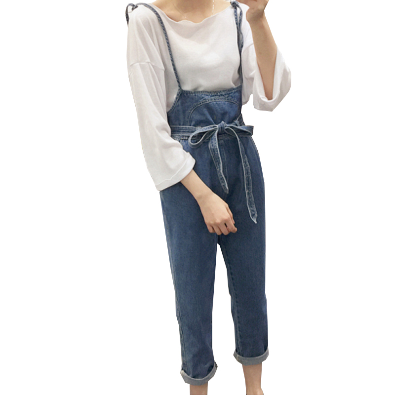 Spring and summer women s jeans 2017 Europe and the United States new fashion Slim Was