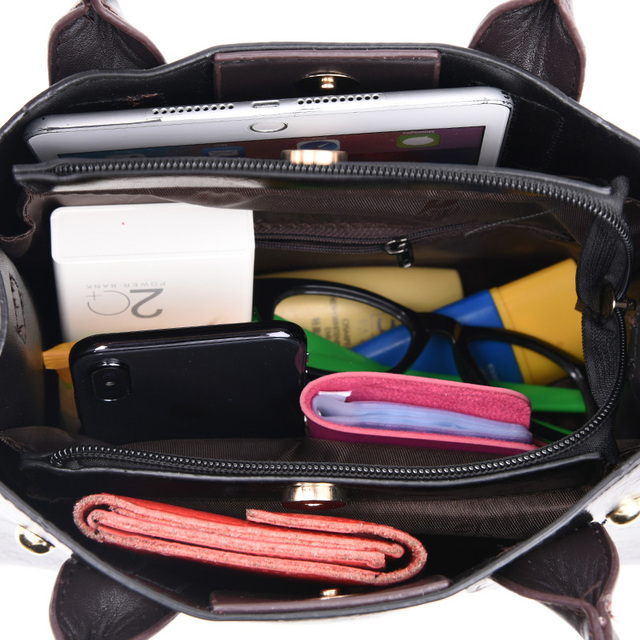 VOLESS Messenger Bag Women 2018 New Shoulder Bag Female Ladies Pu Leather Handbags Women Handbag Crossbody Bags For Women  5