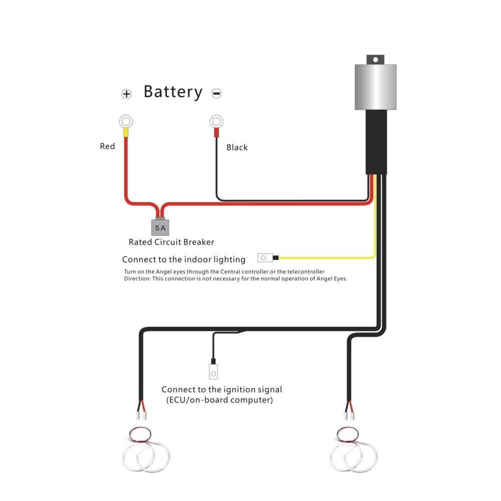 wiring diagram led eyes wiring diagram