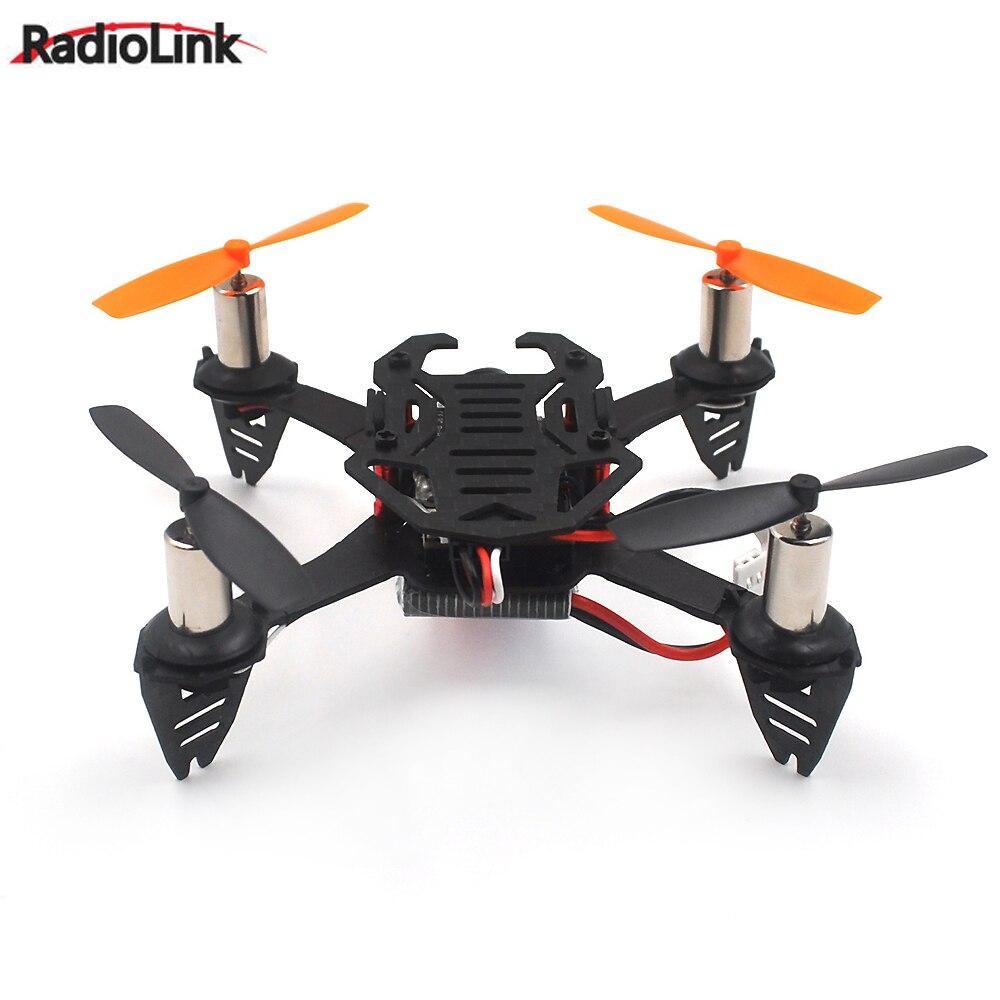Radiolink F110 Mini Drone Quadcopter CS360 FC R6DSM RX BNF Headless 360degree Throw Fly PID Auto Parameter Tune тюбинги r toys snow auto mini