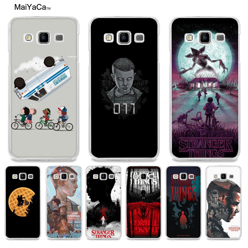 stranger things coque samsung a5