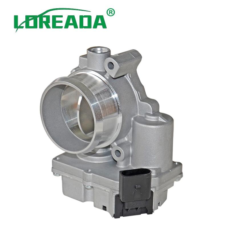 Hospitable Diesel Electronic Throttle Body 35100-27410 For Kia Carens 06 Ceed 08 Optima Magenis 06-10 Hyundai Sonata Santa 408240641001 Last Style