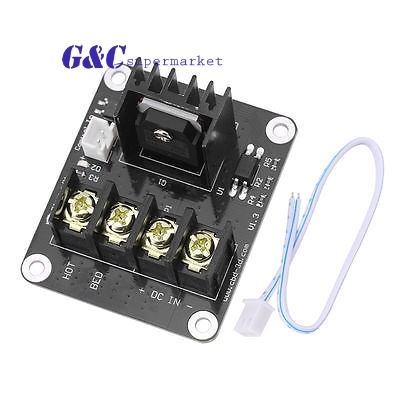 Integrated Circuits 3D Printer Heated Bed Power Module High Current 210A mosfet upgrade ramps 1.4 board