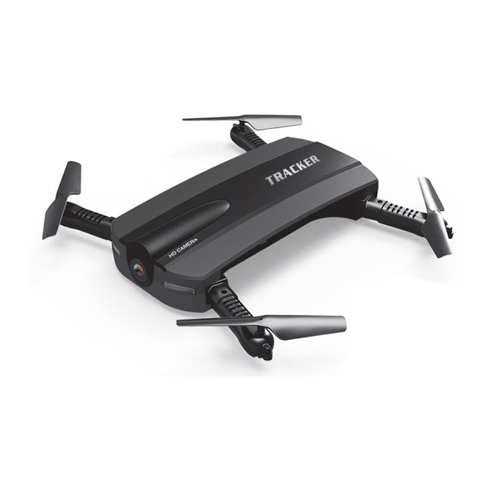 Selfie Drone JXD 523 Watt JXD 523 Tracker Faltbare Mini Rc Drone mit Wifi FPV Kamera Höhe Halten Headless Modus RC hubschrauber