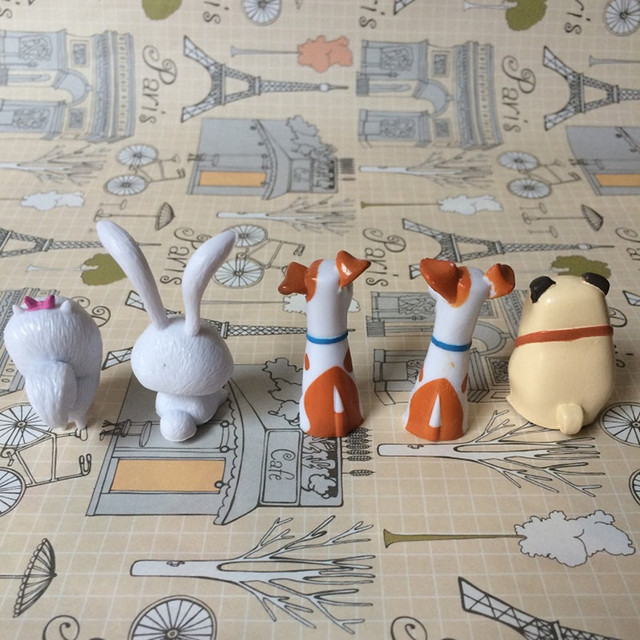 The Secret Life Of Pets Movie Action Figures