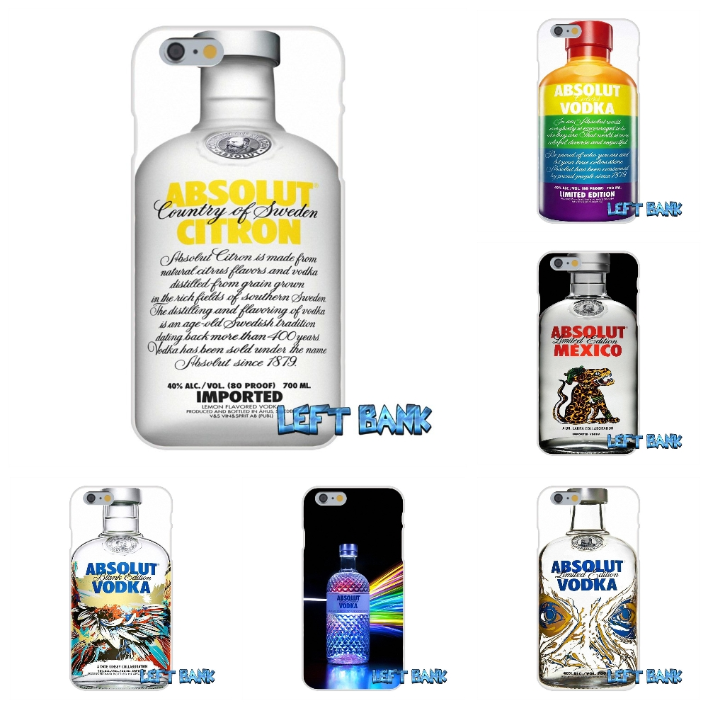 US $0 99 |For Samsung Galaxy A3 A5 A7 J1 J2 J3 J5 J7 2016 2017 Absolute  Vodka Bottle Soft Silicone TPU Transparent Cover Case-in Half-wrapped Case