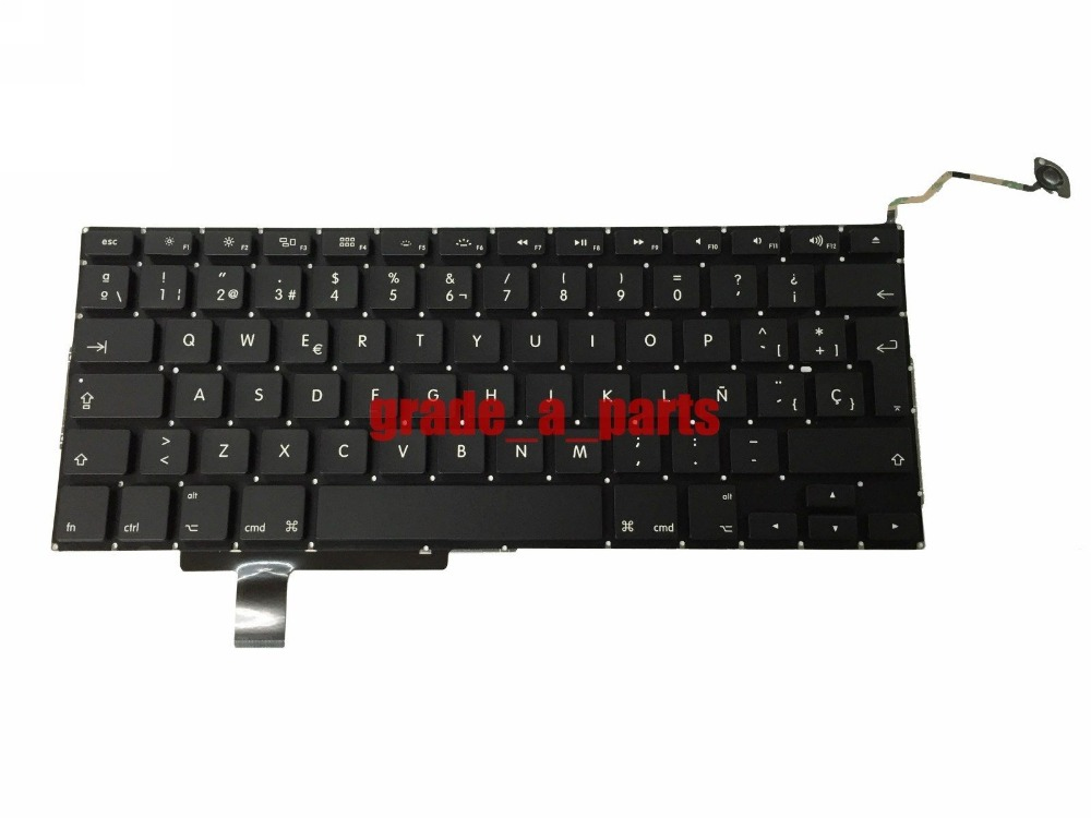 New Laptop keyboard for   Apple Macbook Pro Unibody 17