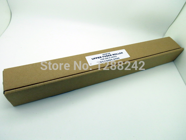 Rouleau de fusion supérieur pour pièces de rechange Xerox utilisé dans XEROX DPC5065/6550