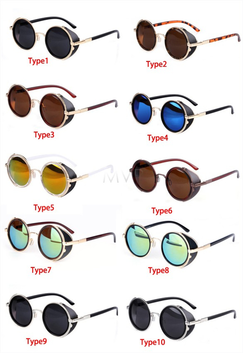 Best Uv Blocking Sunglasses  aliexpress com fashion sunglasses 2016 for women steampunk
