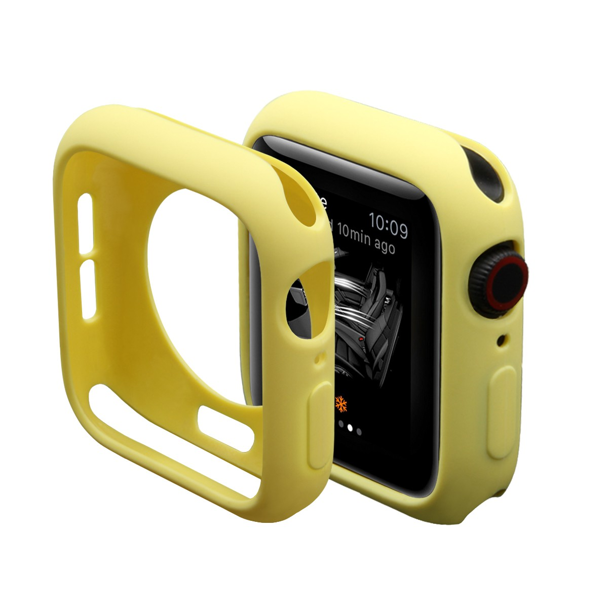 Soft Silicone Case for Apple Watch 51