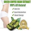 100% PURE GREEN COFFEE BEAN EXTRACT DOUBLE STRENGTH 500MG 100 CAPSULES