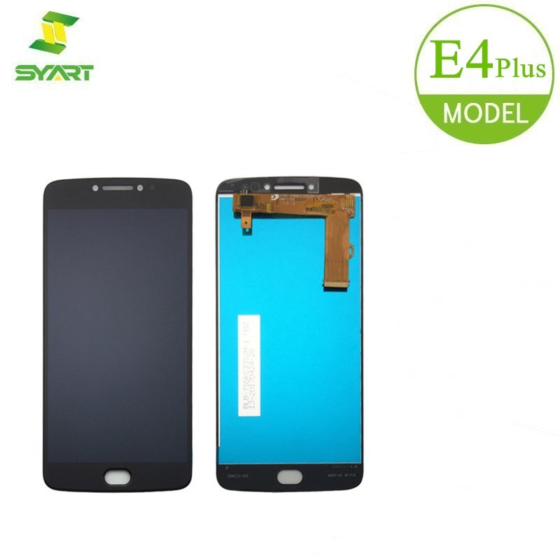 For Motorola <font><b>E4</b></font> <font><b>Plus</b></font> LCD Display With Touch Screen Digitizer Assembly For <font><b>Moto</b></font> <font><b>E4</b></font> <font><b>Plus</b></font> XT1770 XT1773 XT1771 <font><b>XT1772</b></font> LCDs Screen image