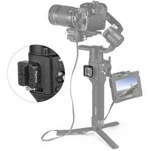 Image 5 - SmallRig Kamera Montage Platte für DJI Ronin S & für Ronin SC W/ Nato Schiene Arri Ortung Löcher fr Magie Arm Griff Befestigen 2214
