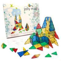 32pcs Magnetic Tiles Building Mini Magnetic Blocks Solid 3D Magnetic Block Building toys for Children Bricks