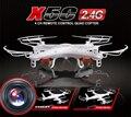 Syma X5C 2.4 G 6 Axis GYRO HD X5C-1 UFO RC Quadcopter RTF brinquedos helicóptero de controle remoto drone com câmera 2.0MP