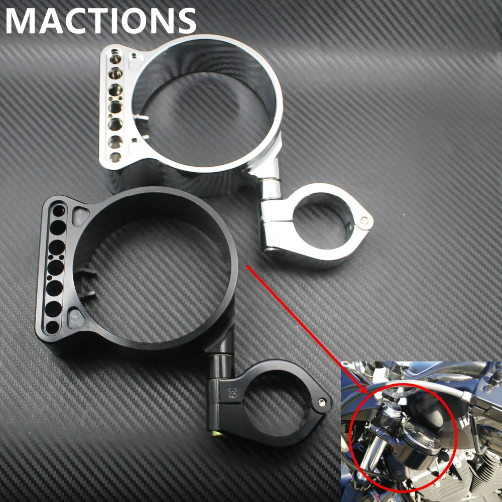 Motorcycles Dedicated 883 / 1200C / N / L / R And 48 Retrofit Side Of The Instrument Bracket For Harley SPORTSTER