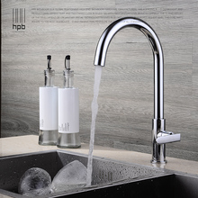 Wuhan меди холодной кухонный кран раковина кран для ванной Балкон может вращаться