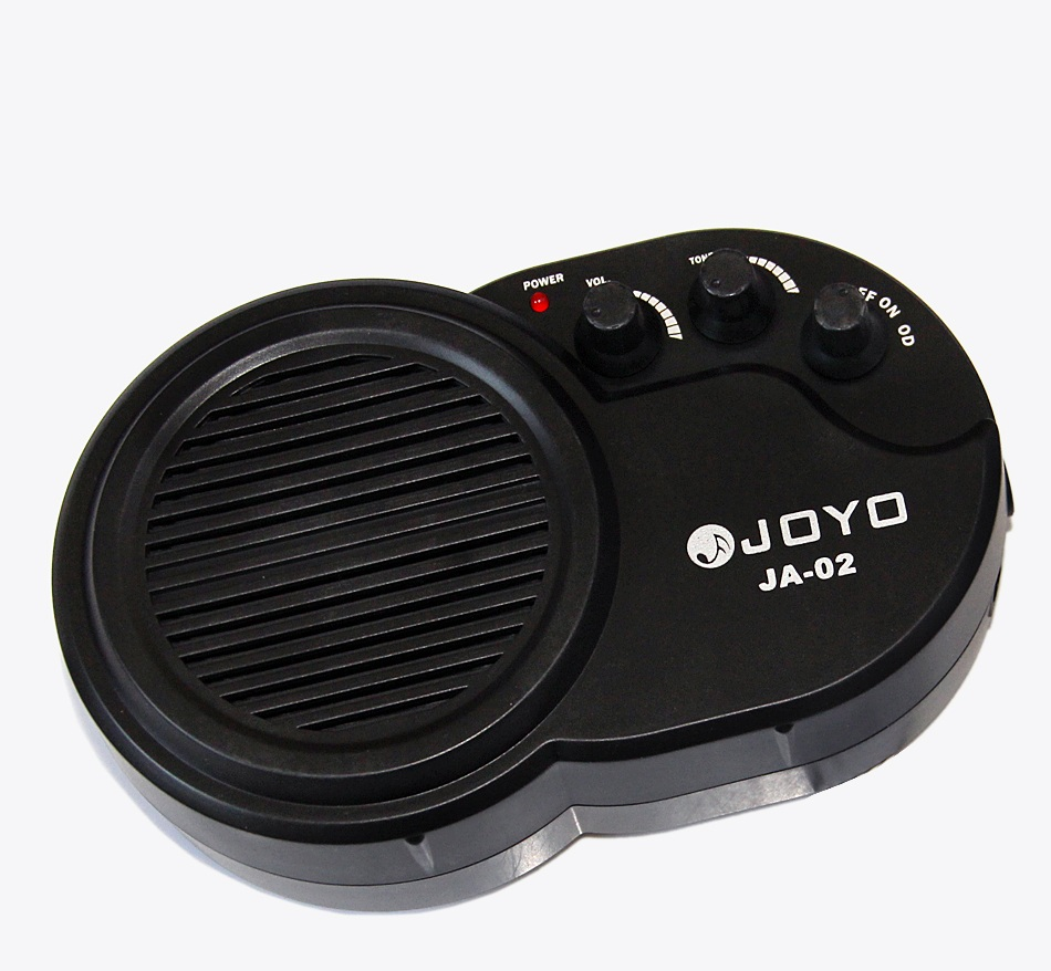 JA-02 Mini Guitar Amplifier with Clean and Distortion Effects / Guitar AMP for Sale PROMOTION joyo ja 02 mini guitar amplifier 3w instruments guitarra amp speaker with volume tone clean distortion effects free shipping