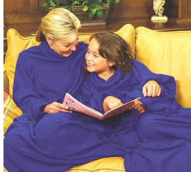 Blanket With Sleeves Blanket Robe Shawl With Sleeves