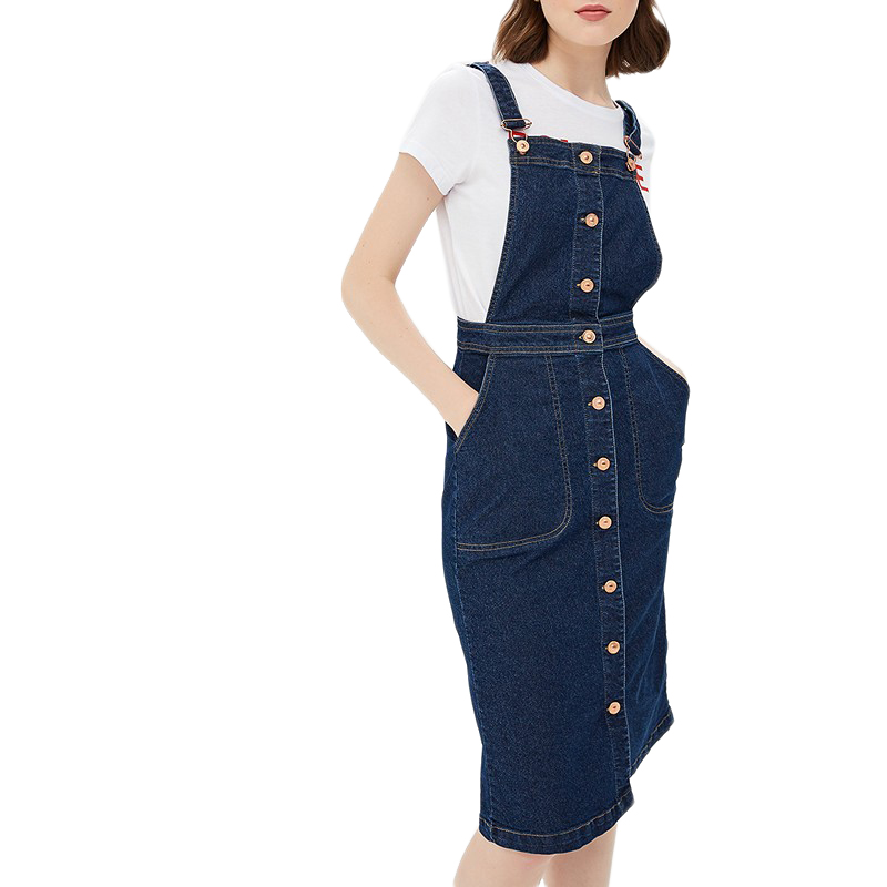 Dresses MODIS M182D00049 dress cotton clothes apparel casual for female for woman TmallFS dresses modis m182w00416 dress cotton clothes apparel casual for female for woman tmallfs