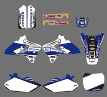 GRAPHICS & BACKGROUNDS DECALS STICKERS Kits for Yamaha 4 STROKES YZ250F YZ400F YZ426F 1999 2000 2001 2002 YZ 250 400 426 F