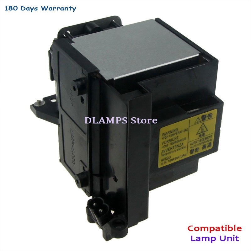Free Shipping LMP-C200 High Quality Projector Lamp Module For SONY VPL-CW125 VPL-CX100 VPL-CX120 VPL-CX125 With180 Days Warranty brand new replacement lamp with housing lmp c200 for sony vpl cw125 vpl cx100 vpl cx120 projector