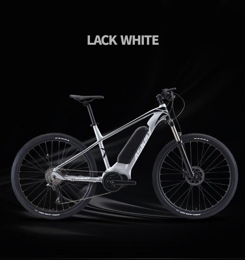 HTB1WQAcXtfvK1RjSspoq6zfNpXaq - 27.5inch electrical mountian bicycle 36V250W bafang mid-motor Hybrid bike electrical e-bike 9speed EMTB good LCD Off-road bicycle