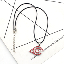 Necklace Kakashi Leaf Village Symbol Cosplay Pendant