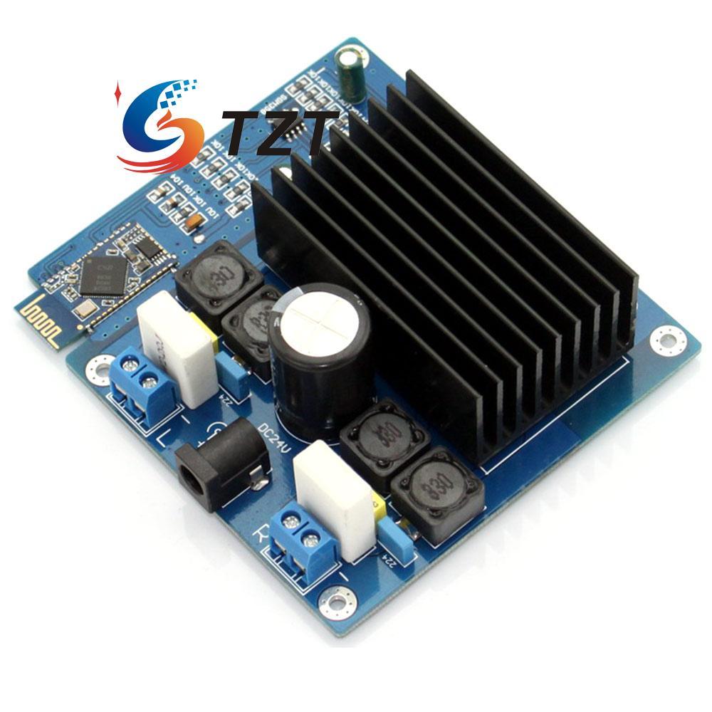 Oe Bt Oep30wx2 Bluetooth Digital Amplifier Plate U Disk Plays Wholesale Class D 2x 80w Stereo Circuit Design Tda7498 40 2 80 W Dc24v Power Audio