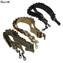 Hunting Gun Accessories hand made Adjustable Paracord Rifle Gun Sling Strap With Swivels Tactical hunting gun Strap camping