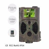 HC 300A Hunting Camera Scouting HC300A 12MP HD 1080P VGA Digital Infrared 940NM Trail Wildlife 2.0 inch LCD Trail Camera