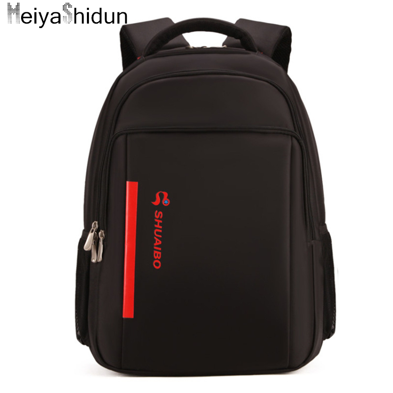 MeiyaShidun Business Shoulder Bag Waterproof Backpacks Men School Rucksack Men Backpack Travel Laptop bag Large Capacity Mochila man s oxford backpack travel laptop backpack men large capacity rucksack shoulder school bag mochila escolar sac a dos