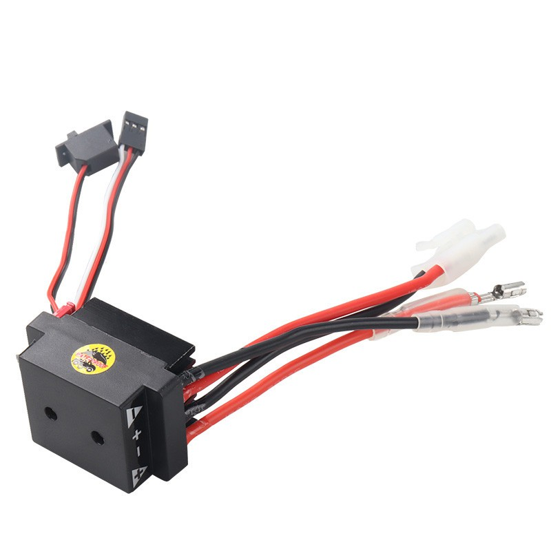 Car Toy Brushed Motor Speed Controller For RC Ship & Boat RC Car Hobby Speed Controller 1Pcs 6-12V ESC 320A
