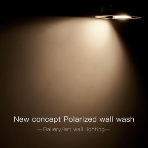 Image 3 - SCON LED 5 ワット/9 ワット偏光壁洗濯組み込み天井ダウンライト博物館専門店ホテル商業屋内照明