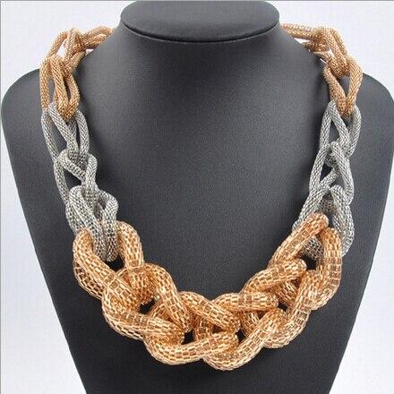 ᑐShuangr модные ожерелья и кулоны детали костюма неоновые ...