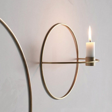 Candlestick Candle Holder 3D Geometric Tea Light Wall Mounted Metal Candlestick Party Wedding Dining Home Decor Candle Holder candlestick candle holder 3d geometric tea light wall mounted metal candlestick party wedding dining home decor candle holder