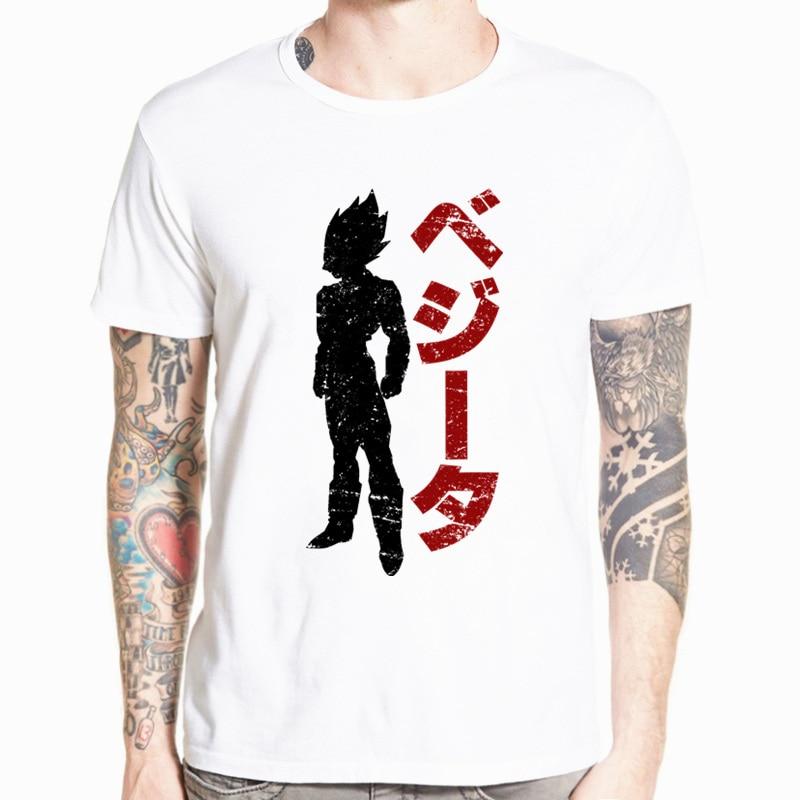 DBZ Best 2019 Goku Basic White T-Shirt