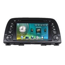 Car Radio DVD GPS Navigation Central Multimedia for Mazda CX-5 CX 5 RDS Analog TV Phonebook Bluetooth Handsfree