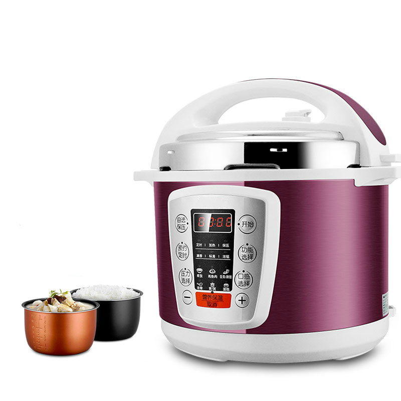 Electric Pressure Cookers pressure cooker household goods 5L litre smart rice electric cooker.NEWElectric Pressure Cookers pressure cooker household goods 5L litre smart rice electric cooker.NEW