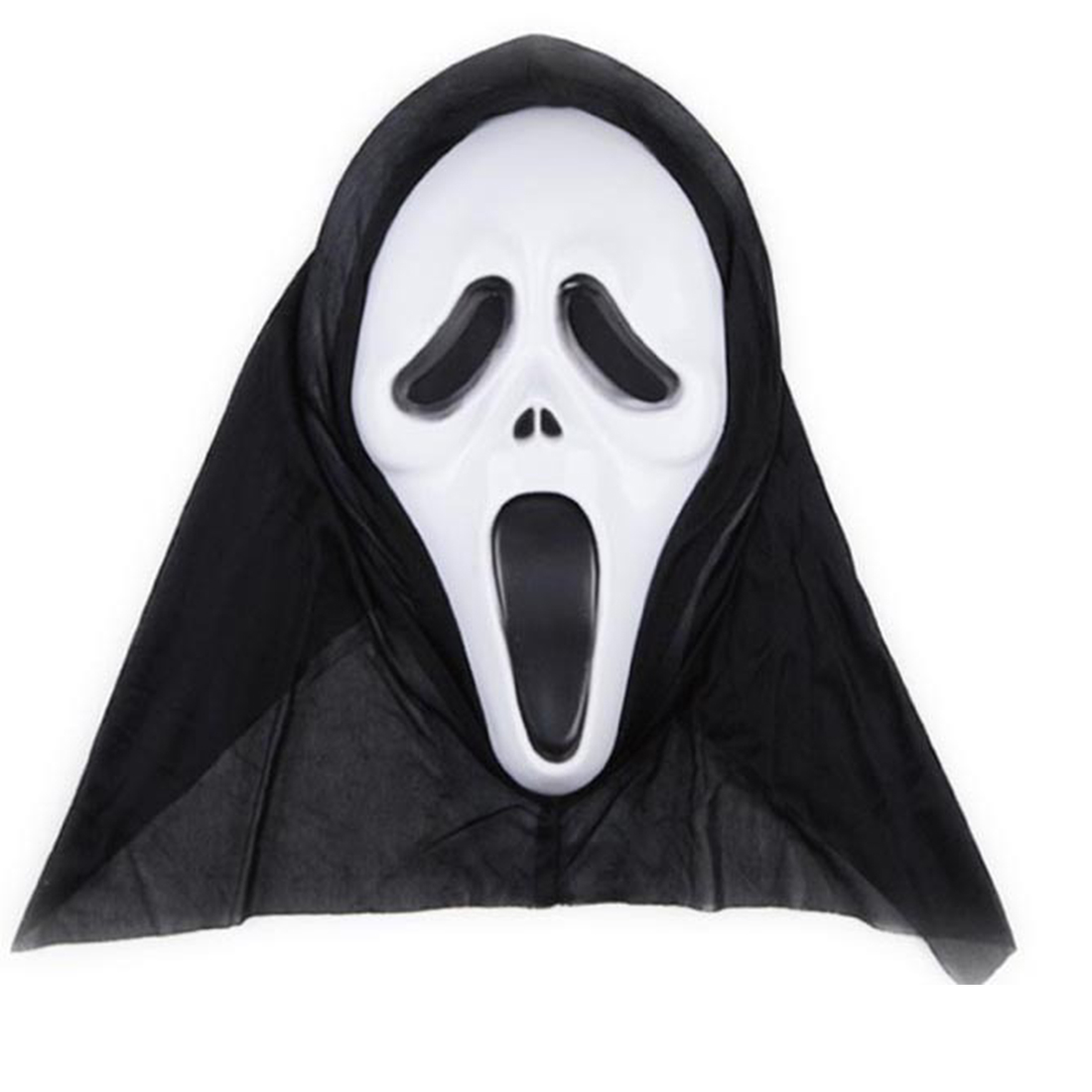 Aliexpress.com : Buy Funny 1Pc Scary Ghost Face Scream Mask Creepy ...