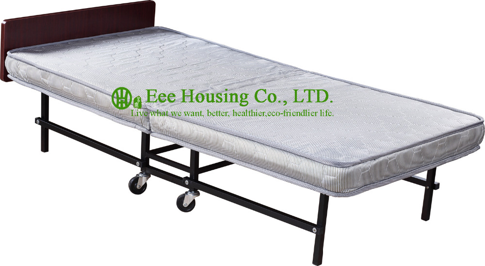 2016 Hot Sale Hotel Furniture Extra Hotel Bed,Hotel Guest Room  Hotel Extra Folding Bed,10cm Mattress Beds
