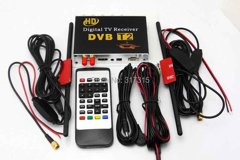 buy car digital tv tuner hd dvb t2. Black Bedroom Furniture Sets. Home Design Ideas