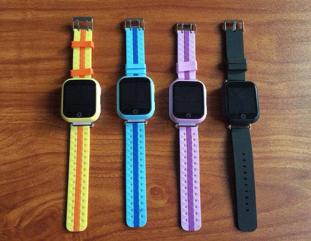 imágenes para GPS reloj inteligente Q750 Q100 baby watch con Wifi táctil de 1.54 pulgadas Dispositivo de Localización de Llamadas pantalla SOS Perseguidor de Seguros para Niños PKQ50 Q60 Q90