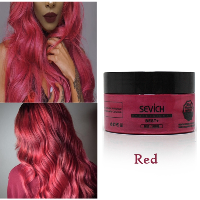 Aliexpress Buy Temporary Hair Color Instant Hair Color Wax