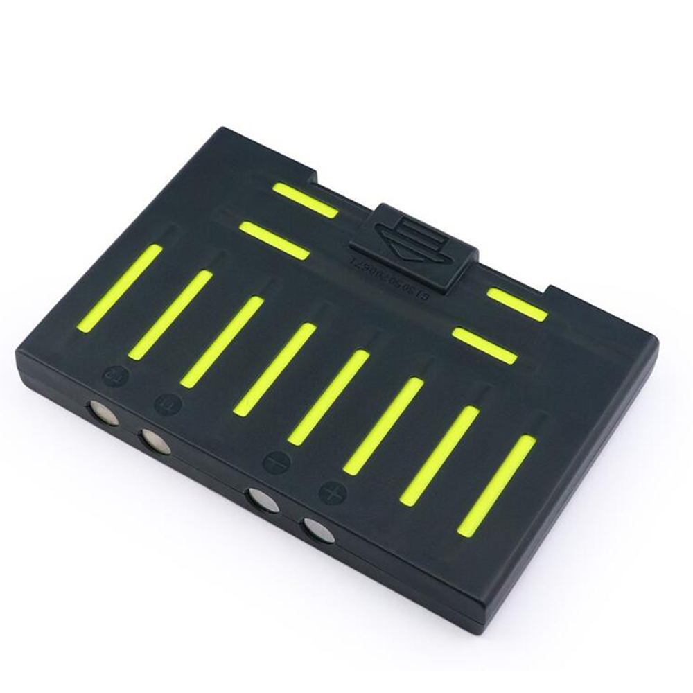 DVISI 14.4v 2500mAh NI-MH Battery (For Cleanmate QQ6) Rechargeable Batteries for Robot Vacuum Cleaner QQ6