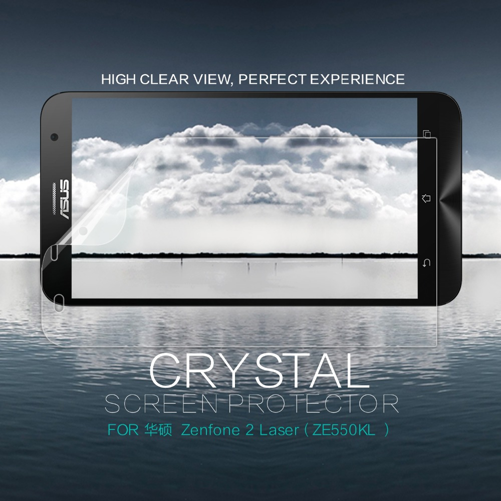 2 Pcs Lot Protecteur Decran Pour Asus Zenfone Laser ZE550KL NILLKIN Cristal Super Clear De Protection Film