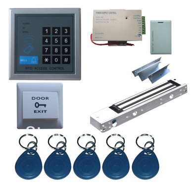 Wholesale Single Door RFID Card Access Control System Kits rfid single door remote access control system